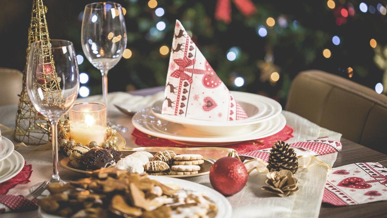 Elabora el mejor menú para estas navidades