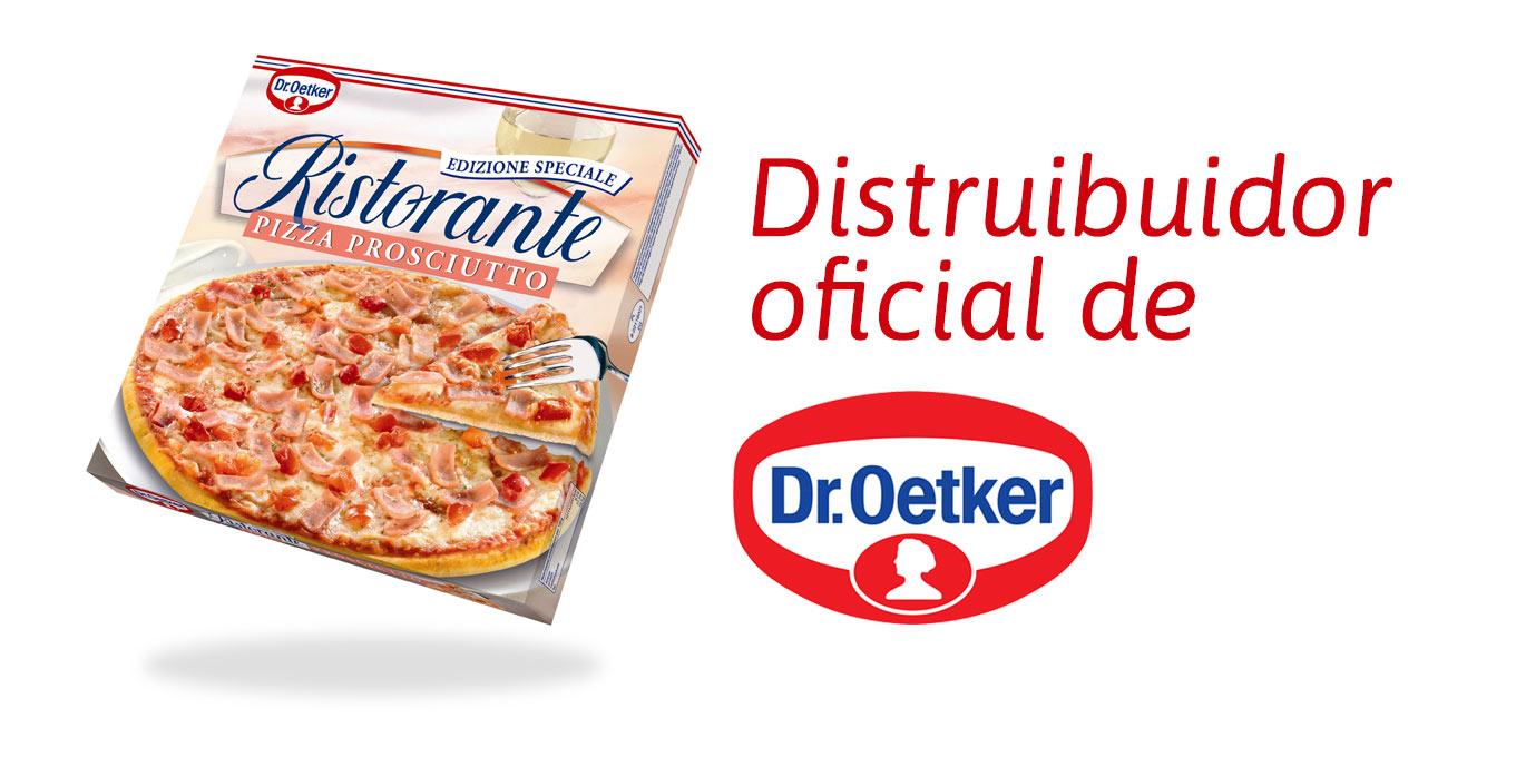 Distribuidor dr oetker