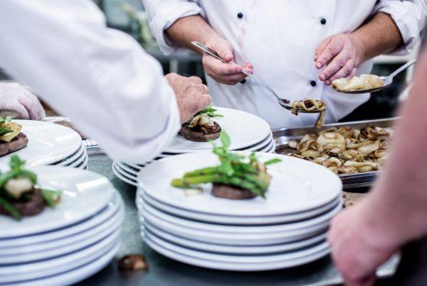 Organiza Cocina Restaurante